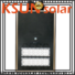 Top solar outdoor street lights company for Environmental protection