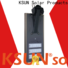 KSUNSOLAR solar powered led street lights manufacturers For photovoltaic power generation