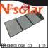 New commercial solar panels for business for Energy saving