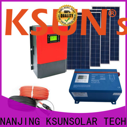 Custom off-grid solar power system company for Energy saving