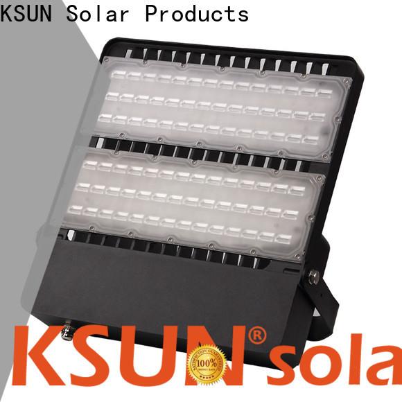 KSUNSOLAR solar flood lamps for Environmental protection