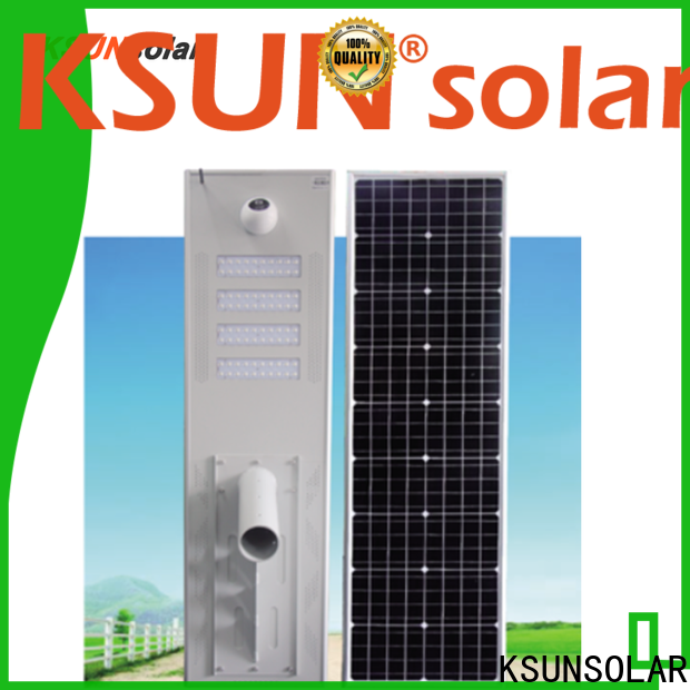 Wholesale solar powered street lamp for business for powered by