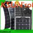 KSUNSOLAR Latest solar power flexible panels Supply for Energy saving