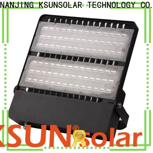 KSUNSOLAR solar lights flood light for Power generation