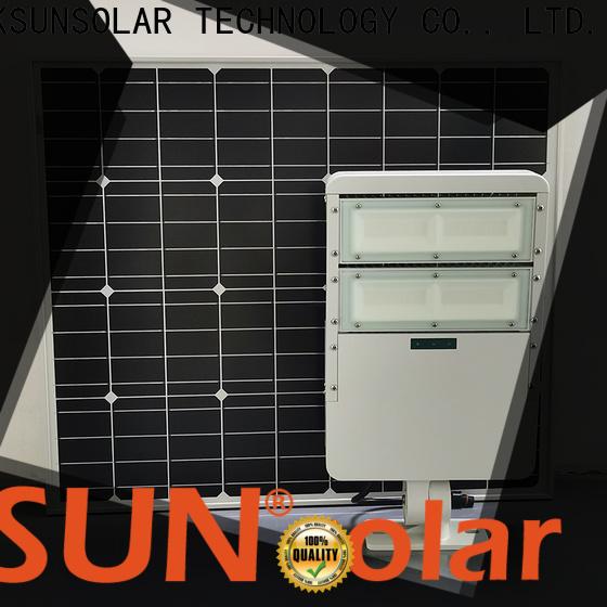 KSUNSOLAR High-quality best solar led flood lights Suppliers for Energy saving
