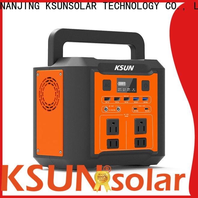 KSUNSOLAR portable power supply Supply for Power generation