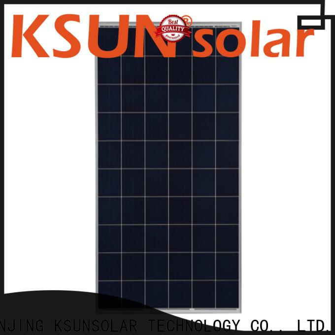 KSUNSOLAR residential solar power panels company for Environmental protection