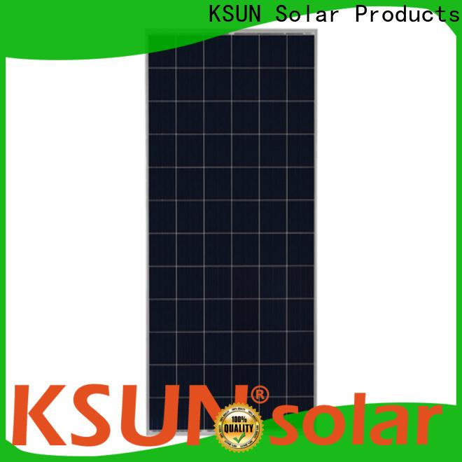 KSUNSOLAR solar energy solar panels company For photovoltaic power generation