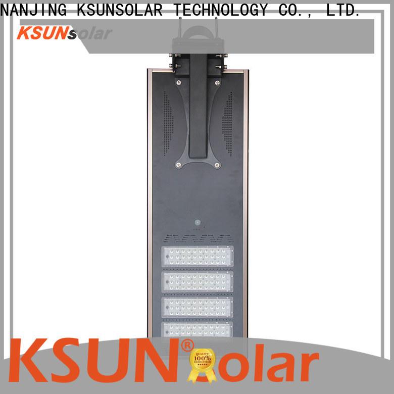 KSUNSOLAR Wholesale solar powered street lights china for business for Energy saving