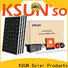 KSUNSOLAR Top solar power system factory for powered by