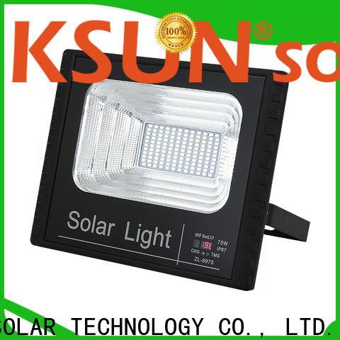 KSUNSOLAR solar led flood lights factory for Power generation