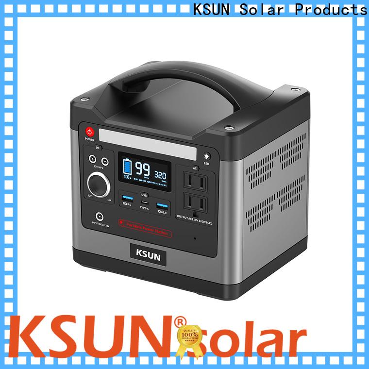 KSUNSOLAR Top solar energy equipment supplier company for Energy saving