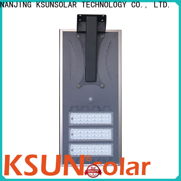 KSUNSOLAR solar powered outdoor street lights manufacturers for Energy saving