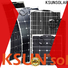 KSUNSOLAR Custom flexible solar panels sale company for powered by