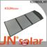 KSUNSOLAR solar power bank foldable solar panel Supply For photovoltaic power generation