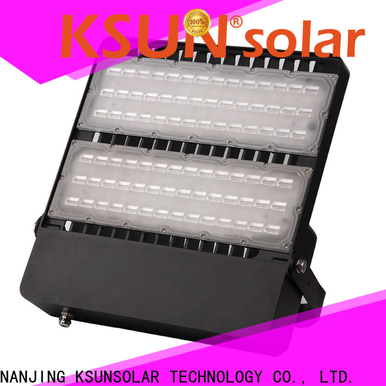 KSUNSOLAR best solar flood lights manufacturers for Energy saving