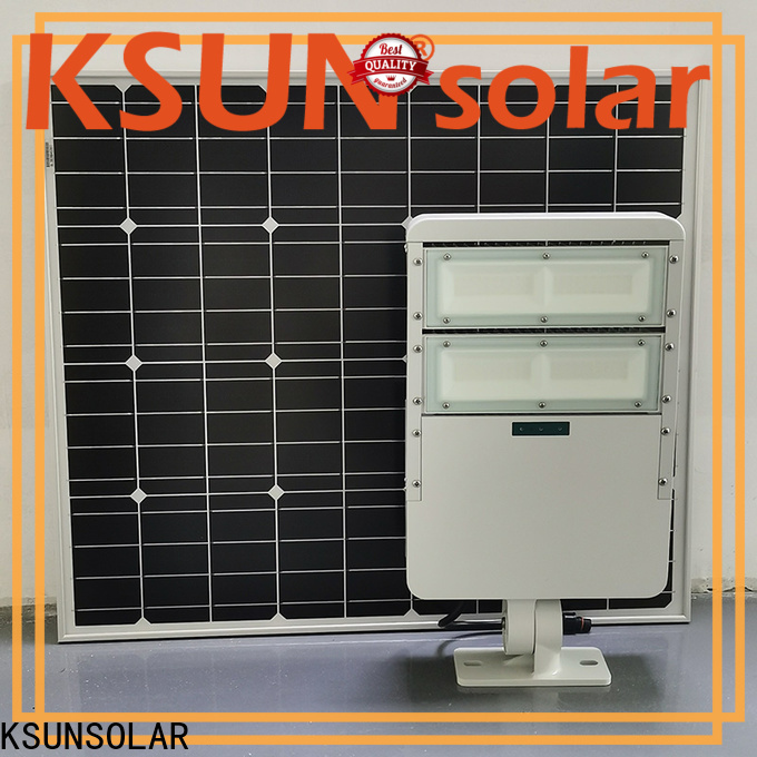 Wholesale solar and led lighting factory for Environmental protection