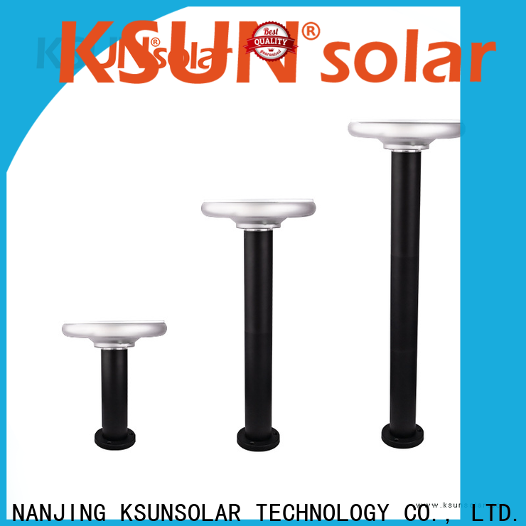 KSUNSOLAR solar powered led lights for powered by