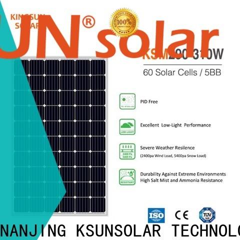 KSUNSOLAR solar panel modules for business for Power generation