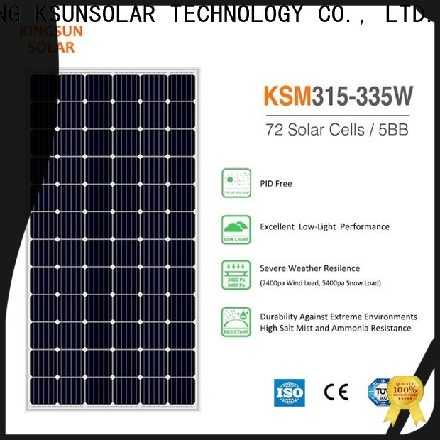 High-quality solar module Supply for powered by
