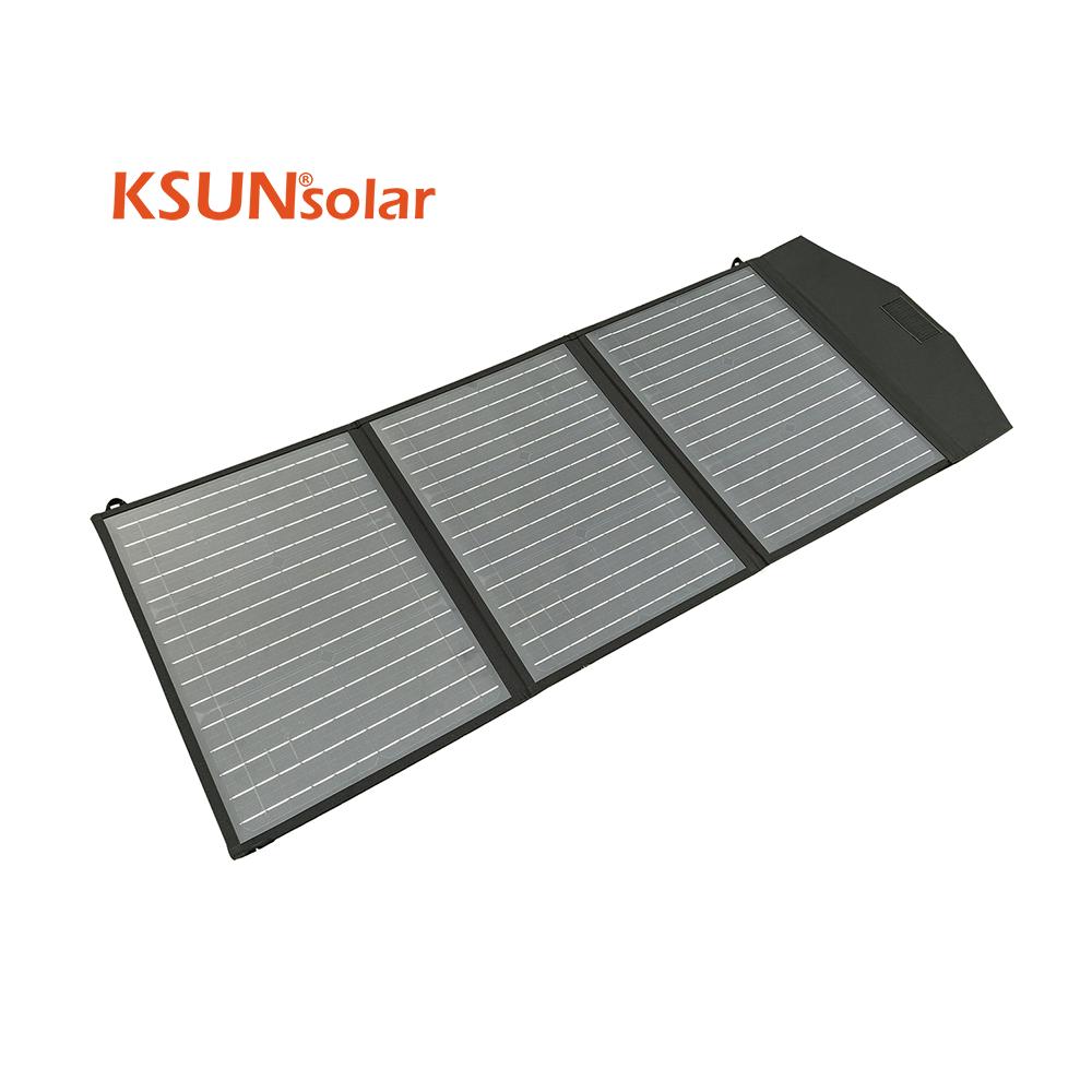 60W Portable Solar Panel / Portable Solar Charger