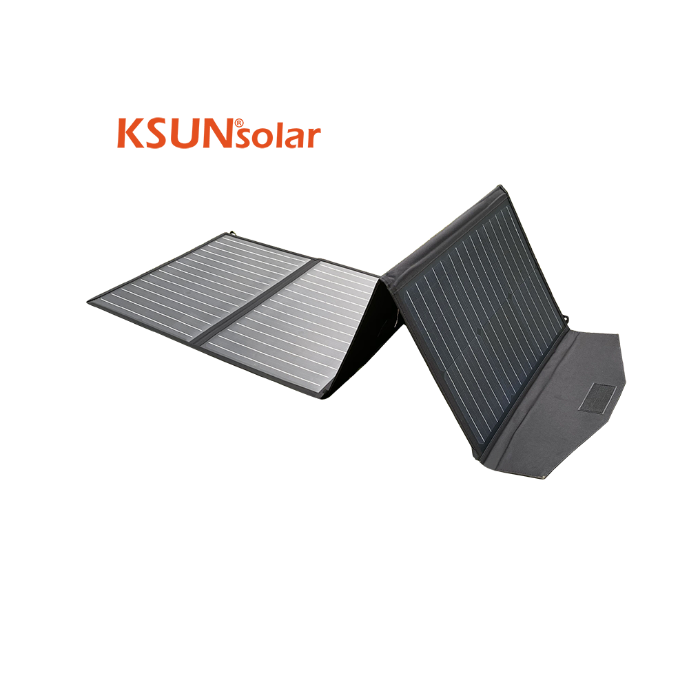 100W Folding Solar Panel / Portable Solar Charger