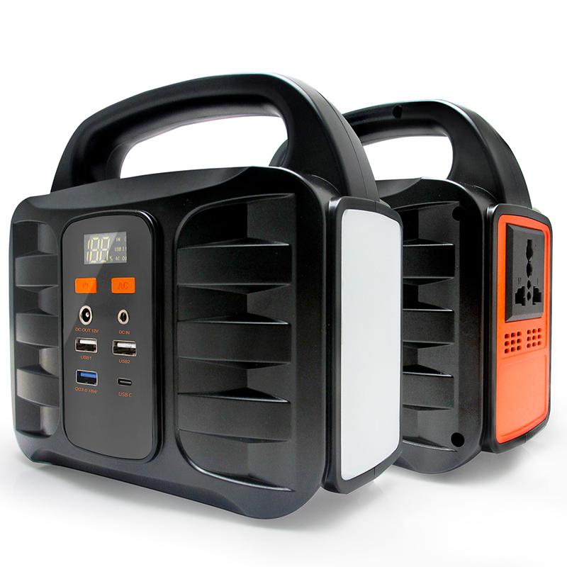 155Wh KSUNsolar Portable Power Station AC / DC output series