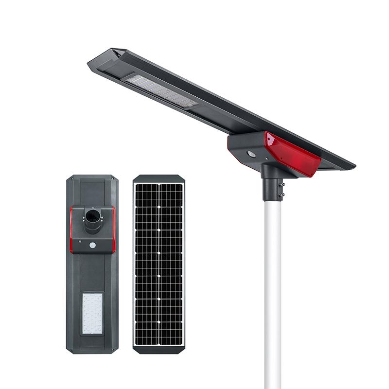 60W Integrated Solar Street Light