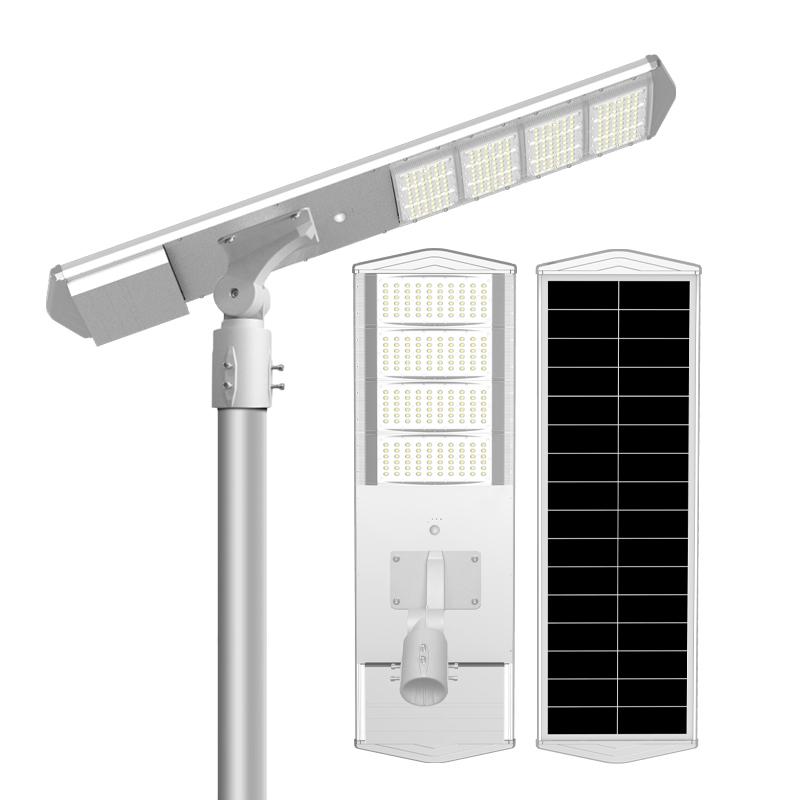 80W All-In-One Solar Street Light
