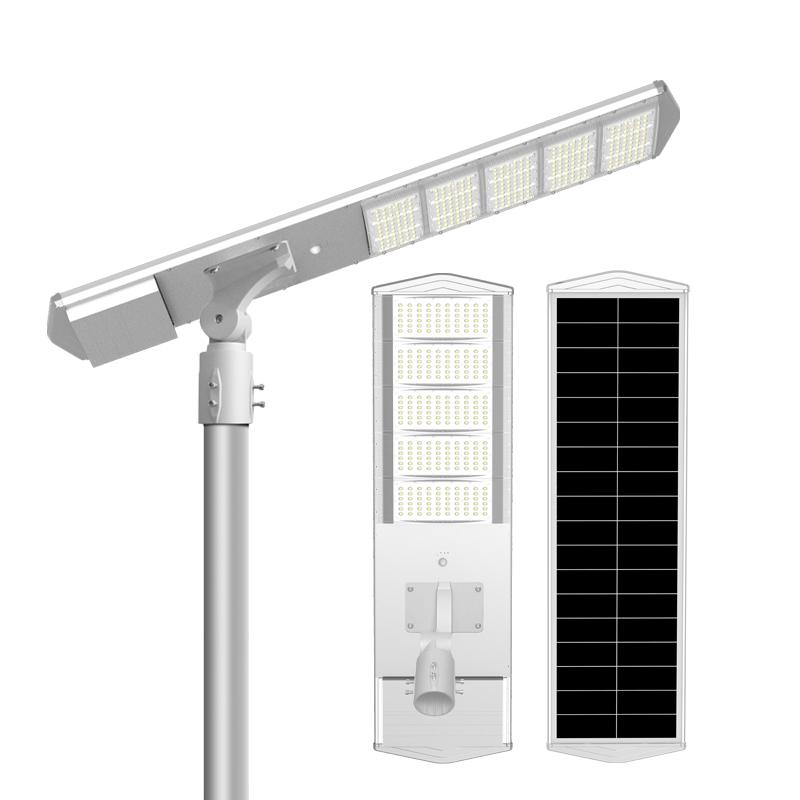 100W All-In-One Solar Street Light