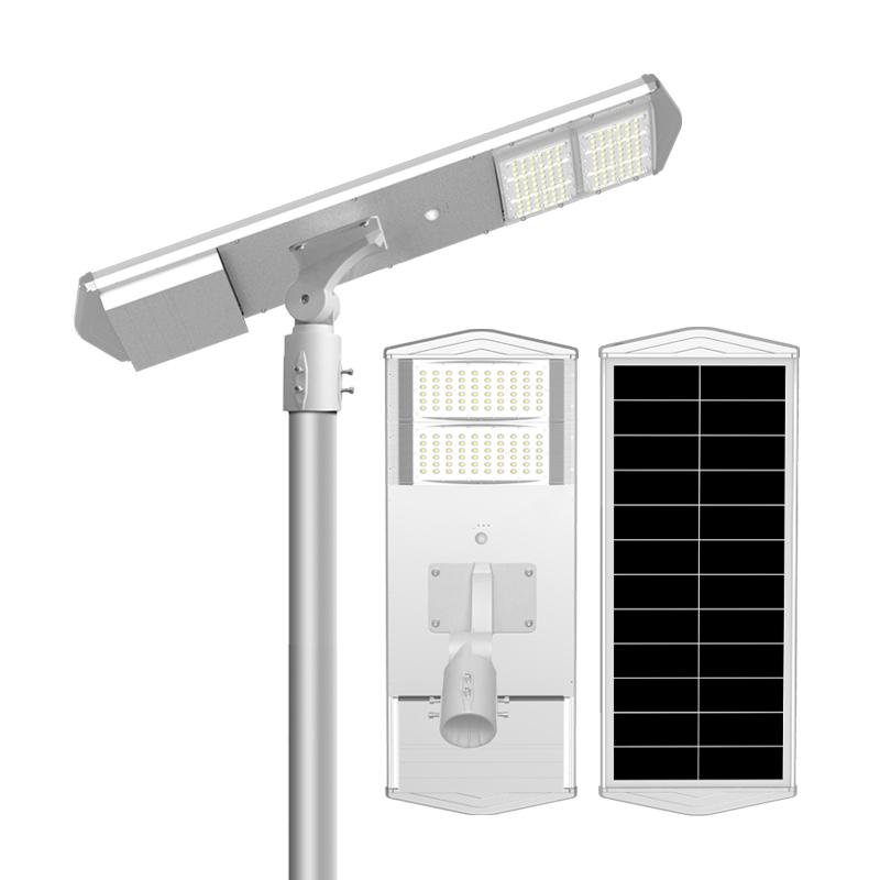 40W All-In-One Solar Street Light