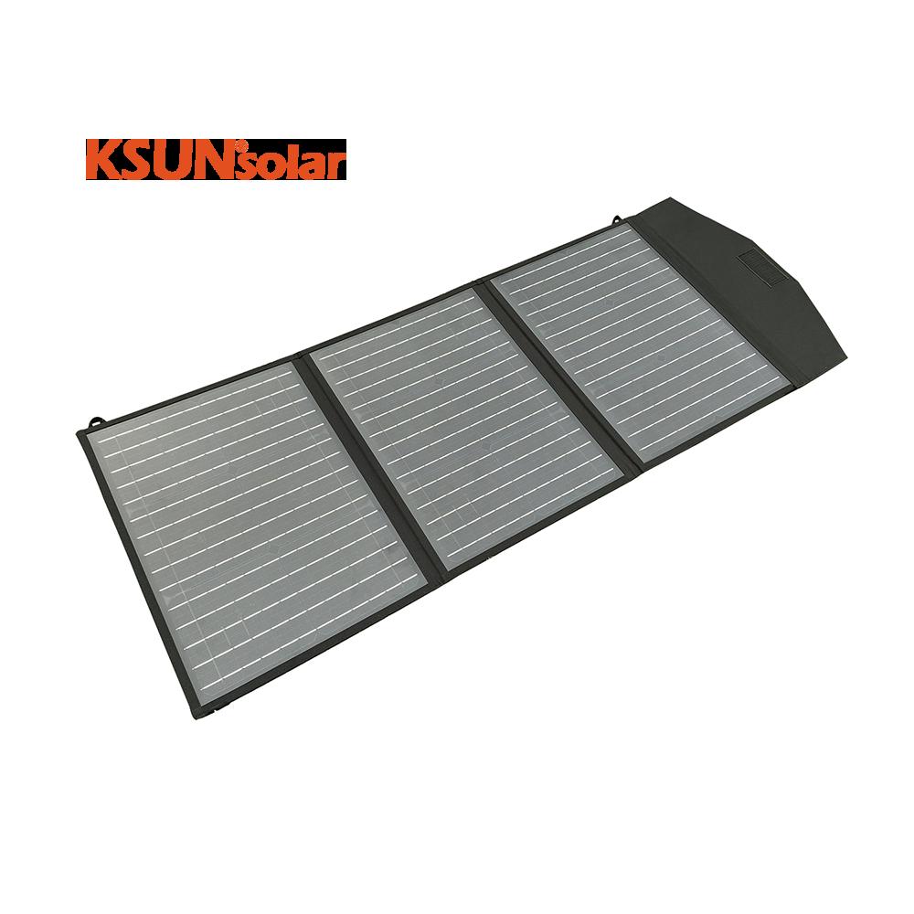 60W Folding Solar Panel / Portable Solar Charger