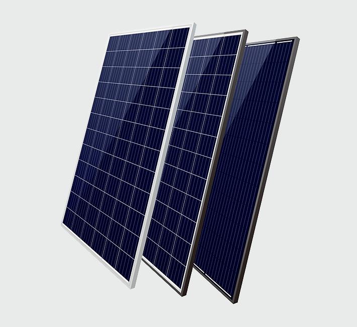 340W Polycrystalline Silicon Solar Panel